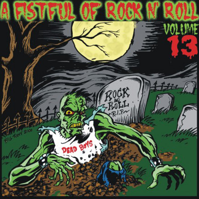 F Action Alternative Rock It Up Vol 5 Free: A Fistful Of Rock & Roll - Volume 13 (C)