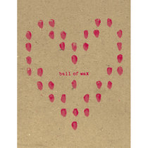 Ball of Wax Volume 35 (Love Songs) cover art