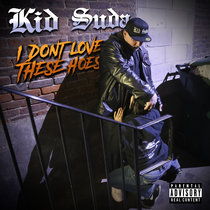 I Don't Love These Hoes cover art