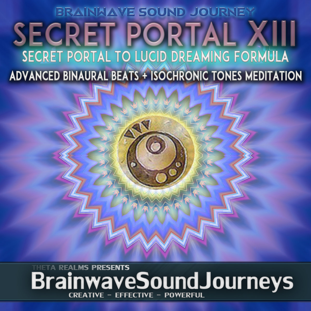 BE READY🔹INSTANT LUCID DREAMING PORTAL XIII MEDITATION