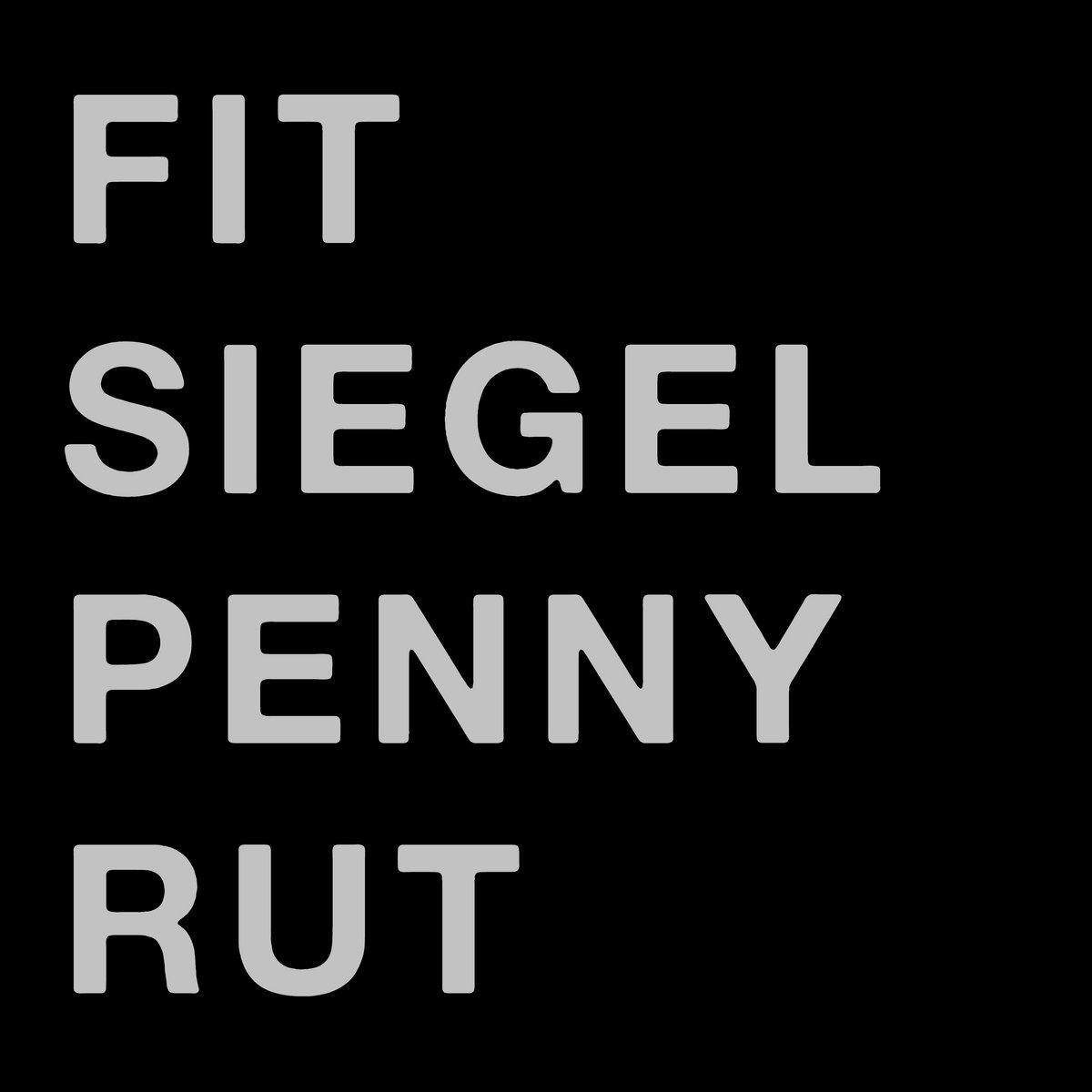 FIT Siegel - Penny Rut | FIT SOUND