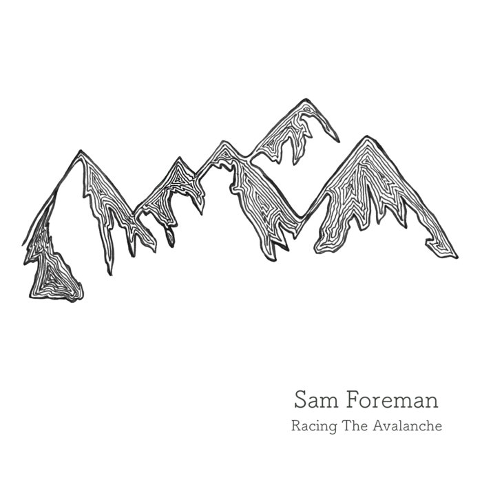 Racing The Avalanche Sam Foreman