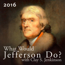 What Would Thomas Jefferson Do? (2016) cover art