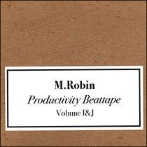 Productivity Beattape Volume I&J (Beattape, 2014) cover art