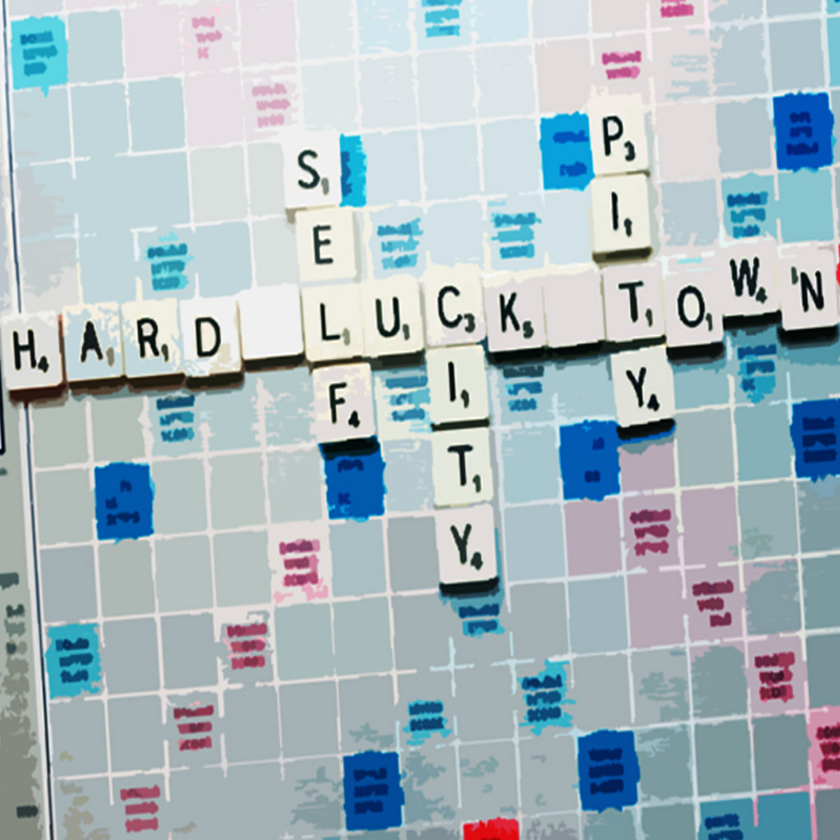 Hard Luck Town (free download) by Nasty Little Lonely