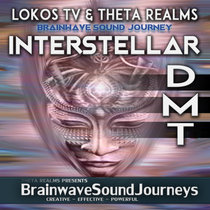 THIS IS DMT : VOL 1  INTERSTELLAR JOURNEY cover art