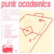 Punk Academics cover art