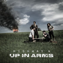 Up In Arms cover art