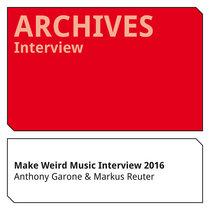 Make Weird Music Interview 2016 cover art