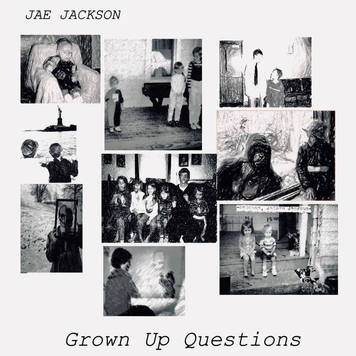 Link to Jae Jackson on Bandcamp