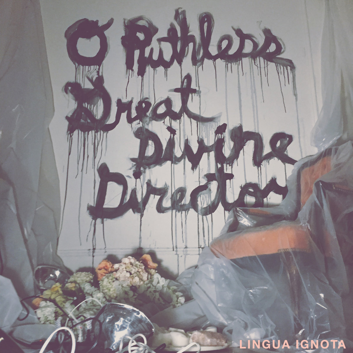 O Ruthless Great Divine Director by LINGUA IGNOTA