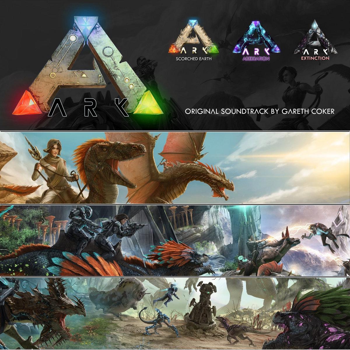 ARK : Expansion Packs (Original Game Soundtrack) | Gareth Coker