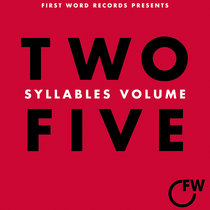 Two Syllables Volume Five cover art