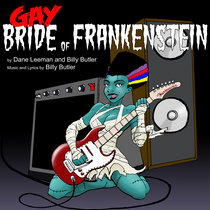 Music from Gay Bride of Frankenstein cover art