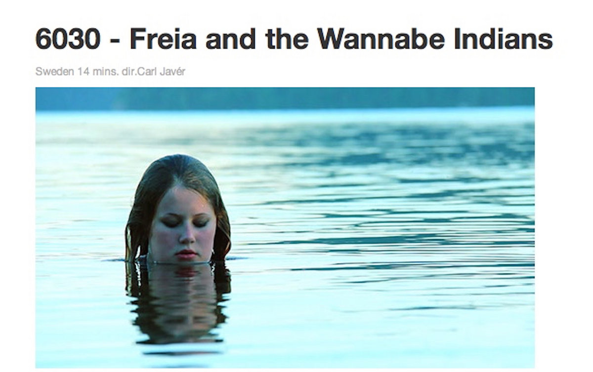 1  In The Afterglow 2  Freias Song (From the short film Freia & the