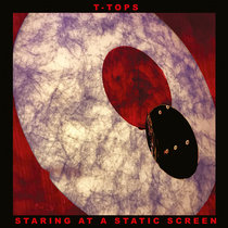 Staring At A Static Screen cover art