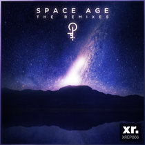 Space Age (The Remixes) cover art
