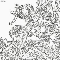 Mold Vs. Kid Gorgeous cover art