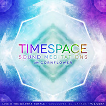 TimeSpace Sound Meditations Vol. 2 cover art