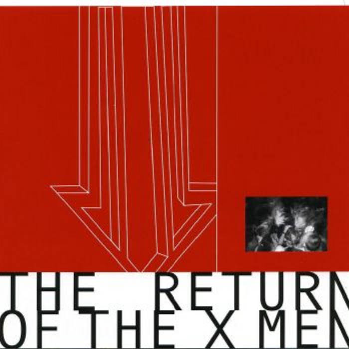 The Return Of The X Men Repress Various Commitment Records