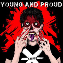 YOUNG AND PROUD - Single cover art