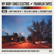Franklin Tapes Side B cover art