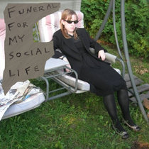 Funeral For My Social Life cover art