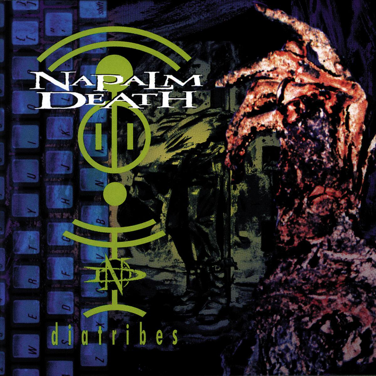Diatribes Napalm Death