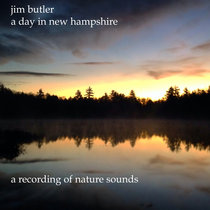 A Day in New Hampshire - A Recording of Nature Sounds cover art