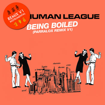 The Human League - Being Boiled (Parralox Remix V1 Instrumental)