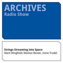Live on WFMU: Strings Streaming Into Space cover art
