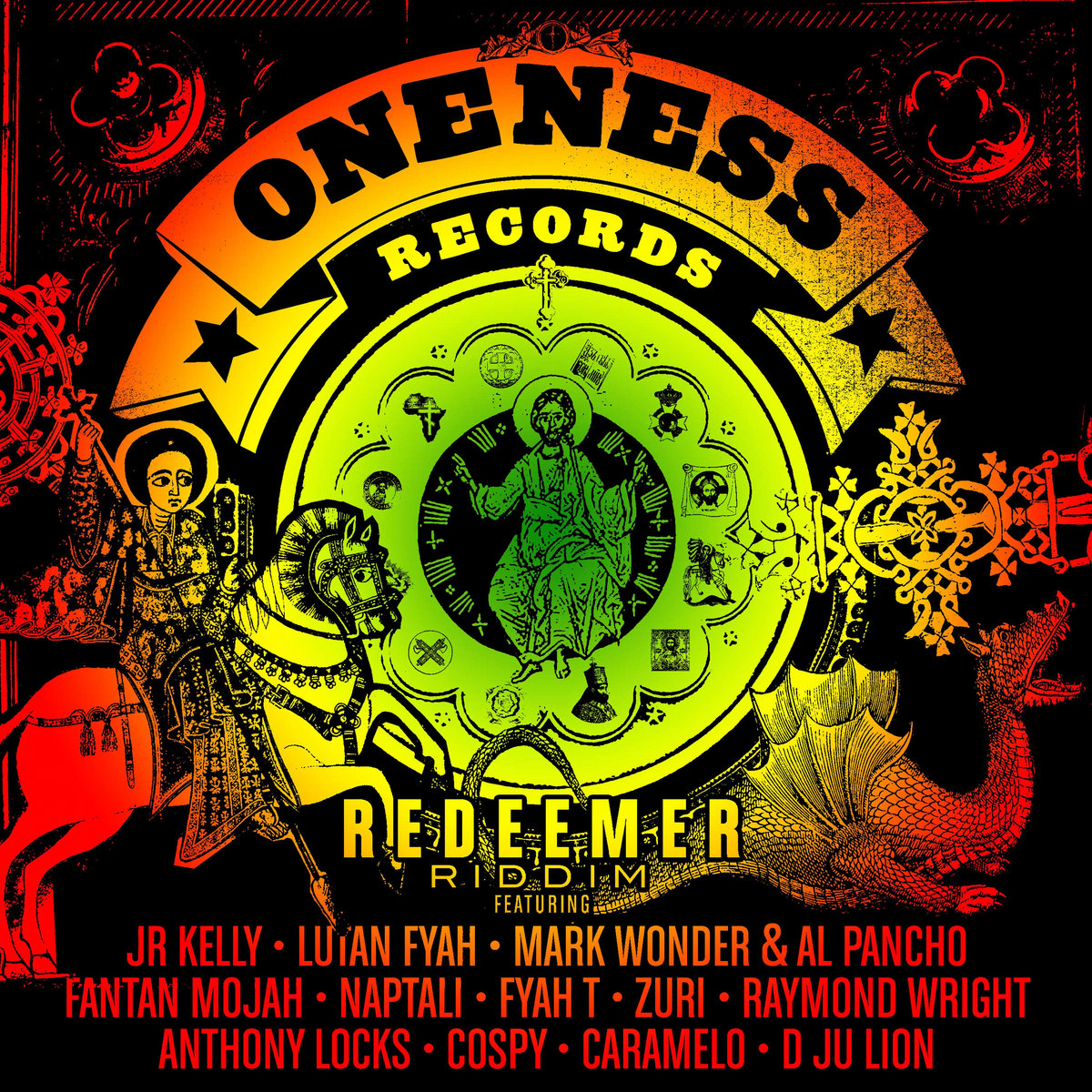 Redeemer Riddim Selection (Oneness Records Presents