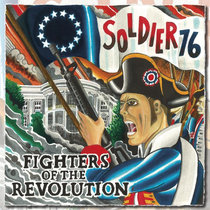 Fighters Of The Revolution cover art