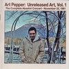 $8.50 Quality Download—Double Album: Unreleased Art, Vol. 1 The Complete Abashiri Concert Cover Art