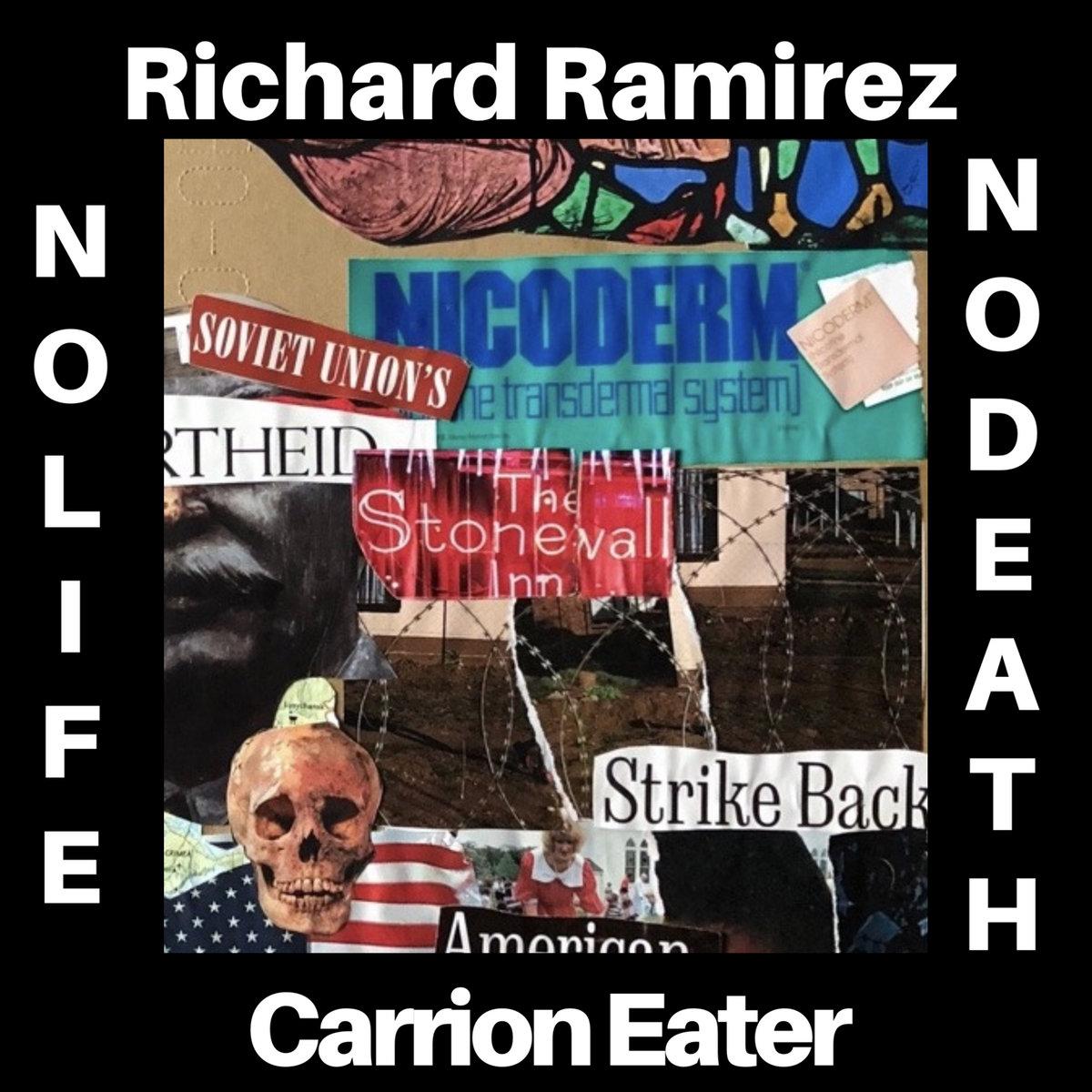 No Life, No Death | Carrion Eater