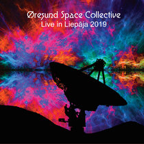 Live in Liepaja 2019 cover art