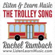 The Trolley Song cover art