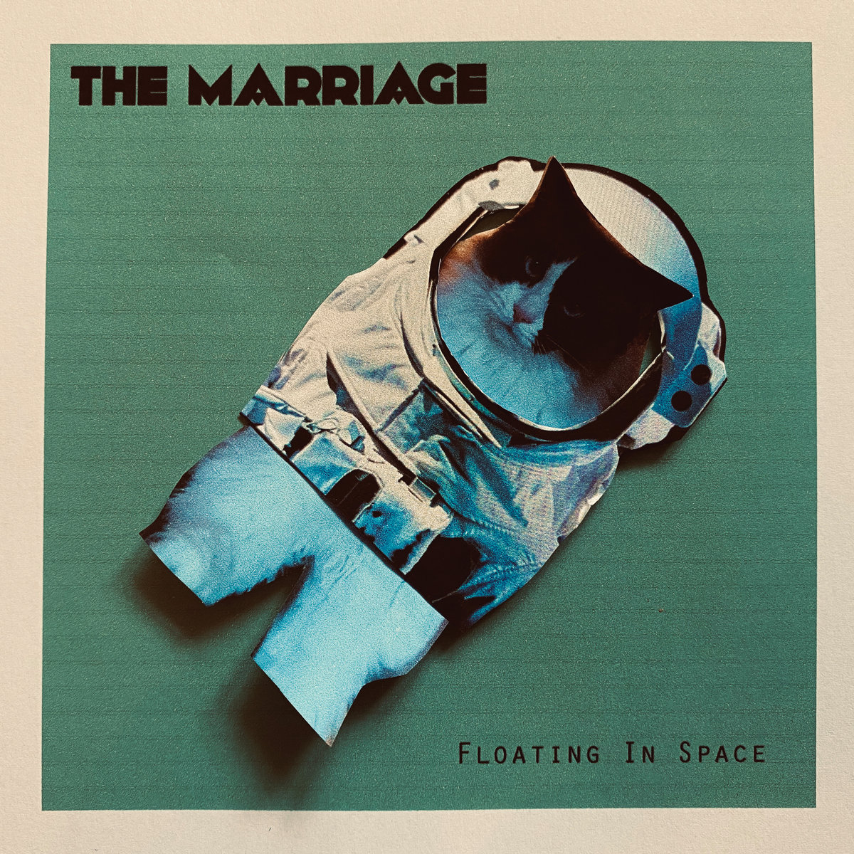 Floating In space by The Marriage