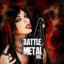 The Battle Of Metal Vol.2 cover art