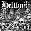 Decimated to Ashes (2017) Cover Art