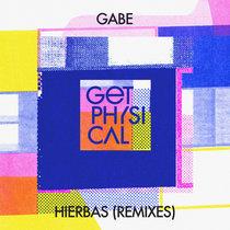 Hierbas (Remixes) cover art