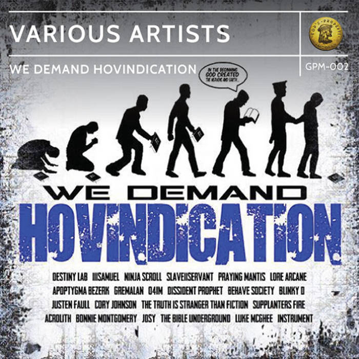 V/A - WE DEMAND HOVINDICATION cover art