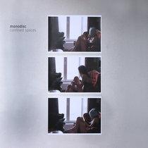 Monodisc - Confined Spaces cover art