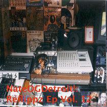 Reflippz EP Vol. 12 cover art
