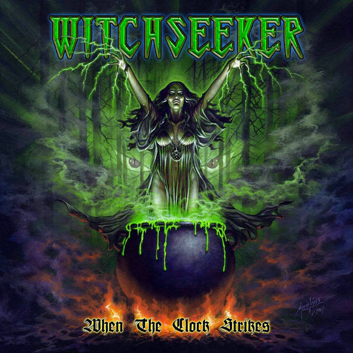 WITCHSEEKER – When The Clock Strikes