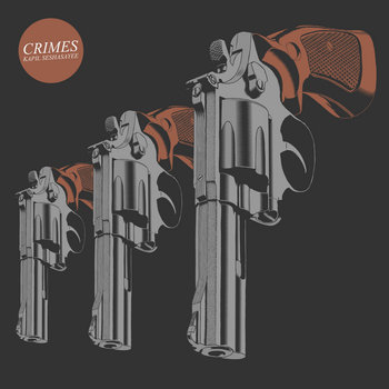 Crimes EP by Kapil Seshasayee