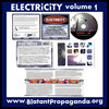 """ElectriCity Vol 1"" - Electronic Dance Music (EDM) Artists from Canberra Australia Cover Art"