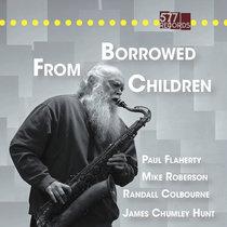 Borrowed From Children cover art
