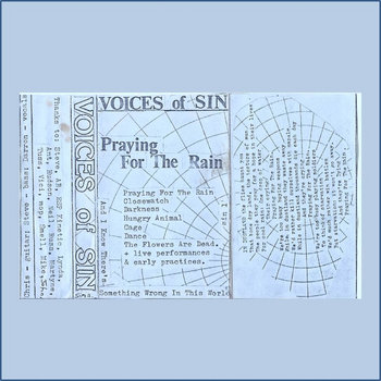 Praying For The Rain APC Demo late 84 by Voices Of Sin