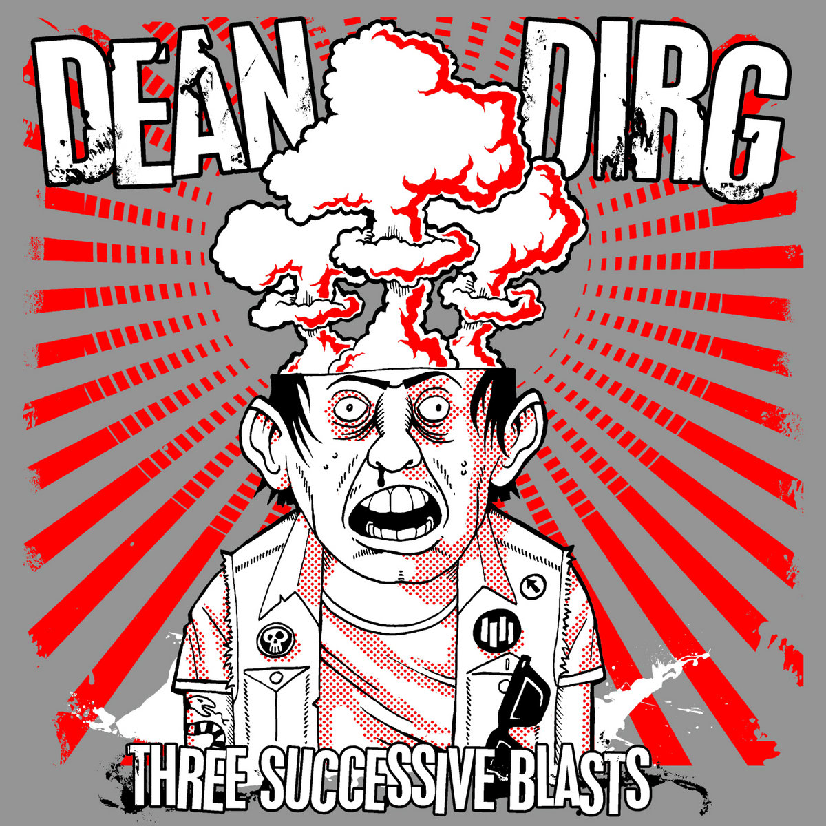 From Sfu008 Dean Dirg Three Successive Blasts By Six Feet Under Records